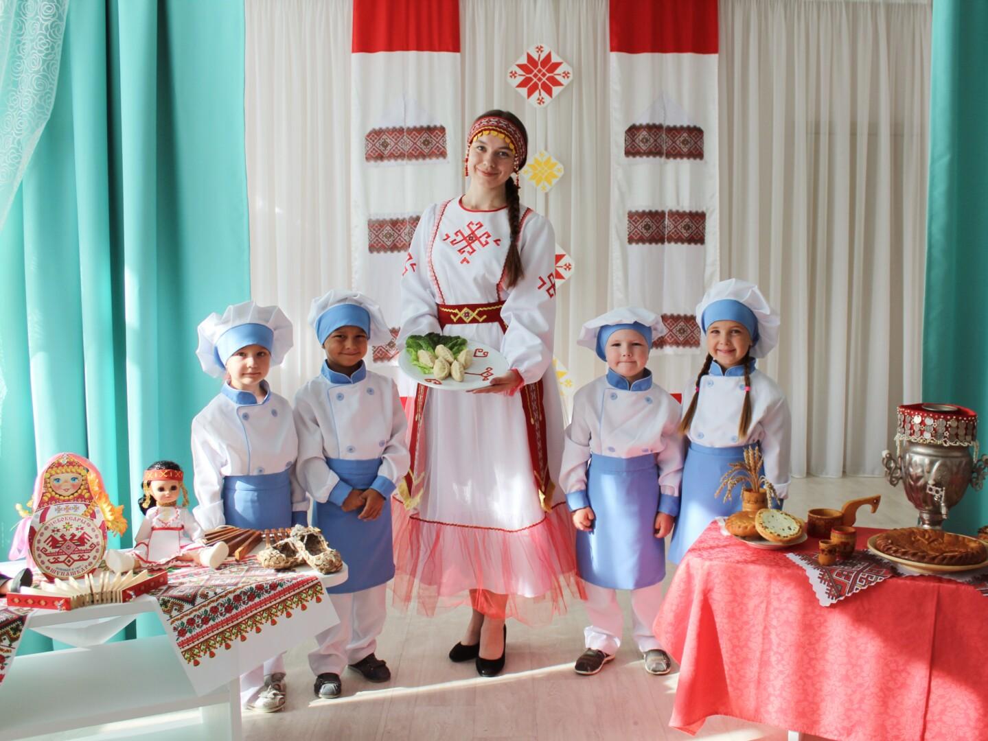 """""""День национальной кухни"""""""