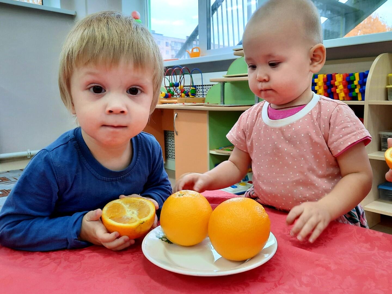"""""""Сезонная С – витаминизация в детском саду"""""""